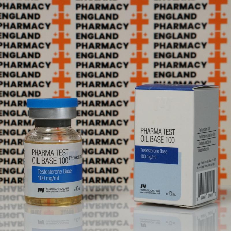Pharma Test Oil Base 100 mg Pharmacom Labs | EPC-0251