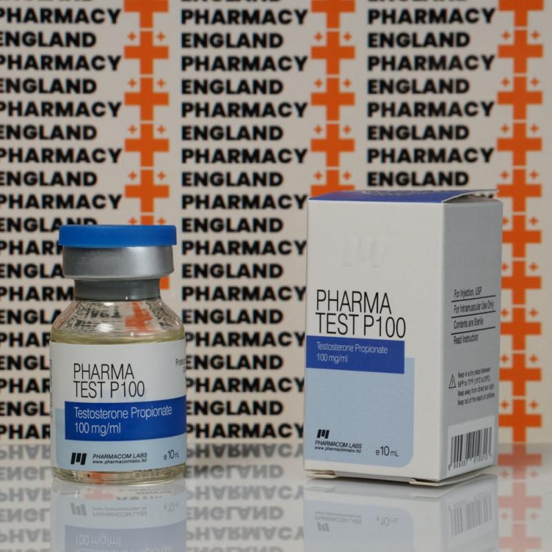 Pharma Test P 100 mg Pharmacom Labs   EPC-0115