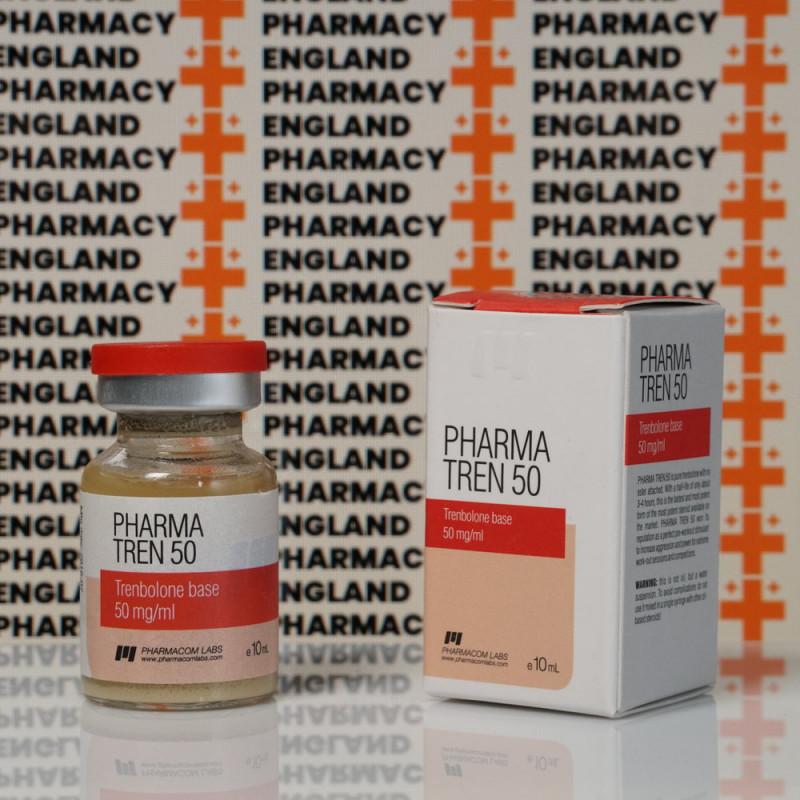 Pharma TREN 50 50 mg Pharmacom Labs | EPC-0038