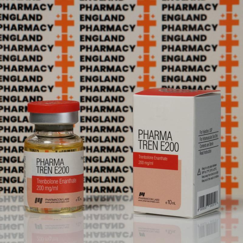Pharma TREN Е 200 mg Pharmacom Labs   EPC-0044