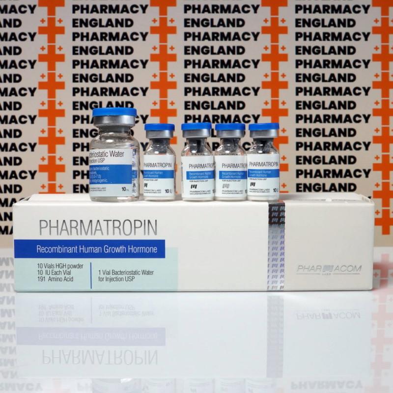 Pharmatropin 10 IU Pharmacom Labs | EPC-0176