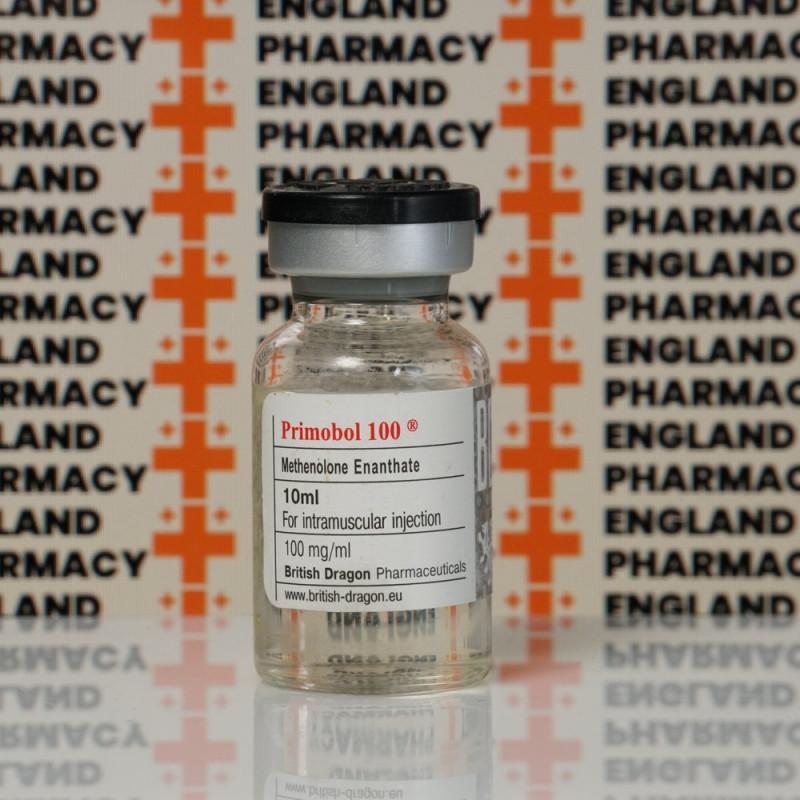 Primobol 100 mg British Dragon Pharmaceuticals | EPC-0243