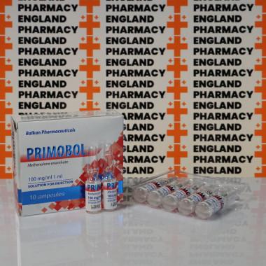 Primobol injektione 100 mg Balkan Pharmaceuticals