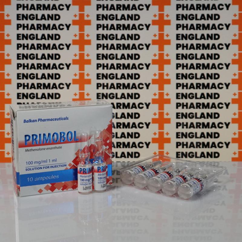 Primobol injektione 100 mg Balkan Pharmaceuticals   EPC-0107