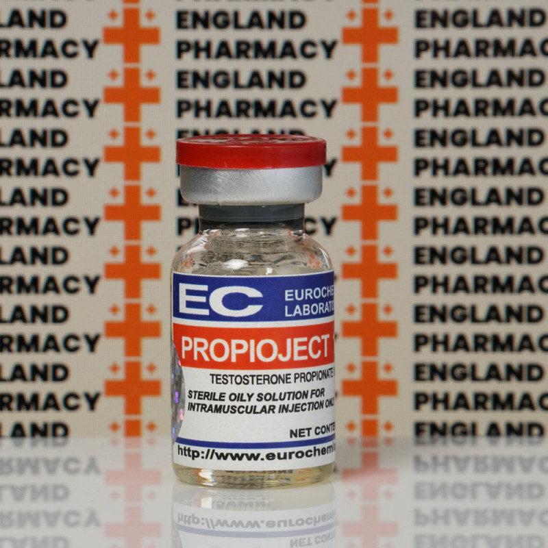Propioject (Testosteron Propionat) 100 mg Eurochem Labs   EPC-0117