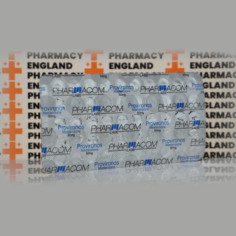 Provironos 50 mg Pharmacom Labs   EPC-0015
