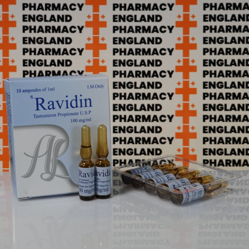 Ravidin (Testosterone Propionate U.S.P.) 100 mg AdamLabs | EPC-0252