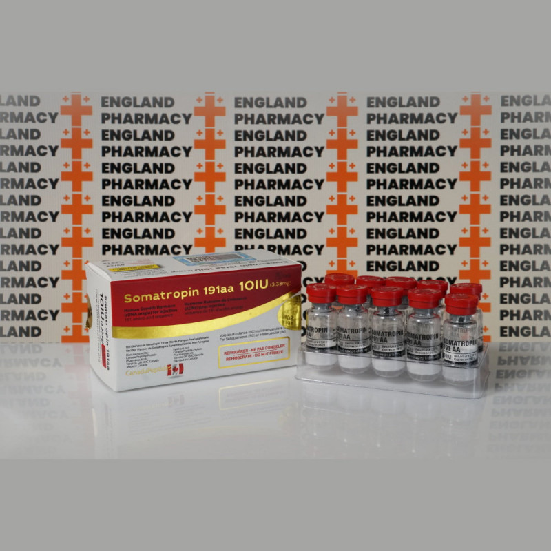 Somatropin 191aa 10 IU Canada Peptides | EPC-0293