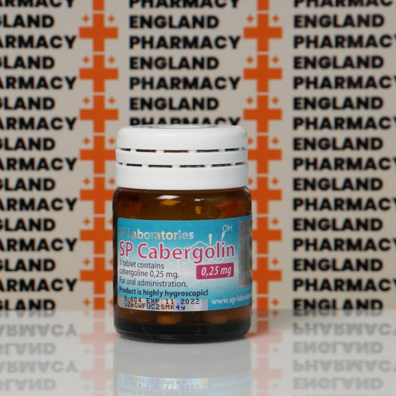 SP Cabergoline 0,25 mg SP Laboratories | EPC-0297