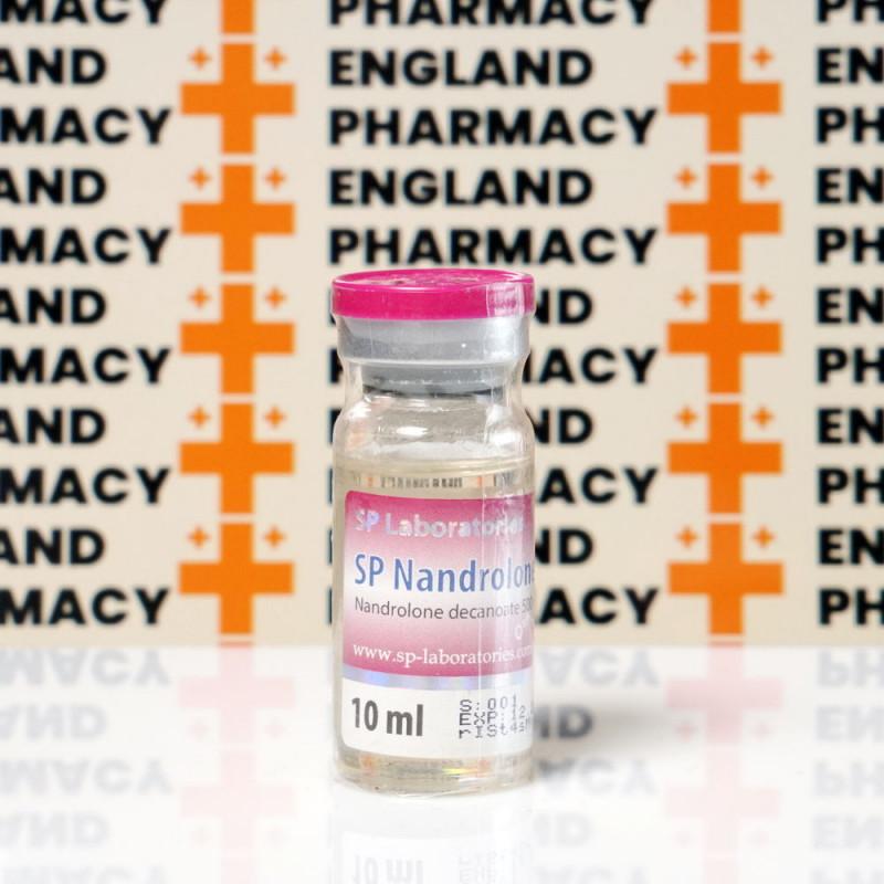 SP Nandrolone – D Forte 500 mg SP Laboratories | EPC-0341