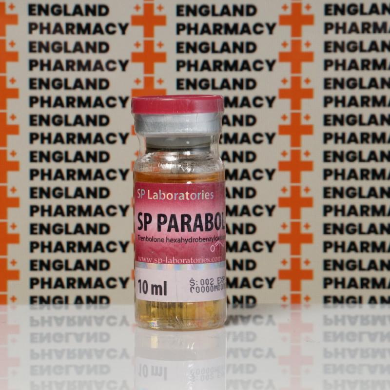 SP Parabolan 100 mg SP Laboratories   EPC-0229