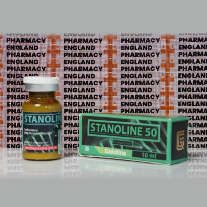 Stanoline 50 mg Gold Line | EPC-0224