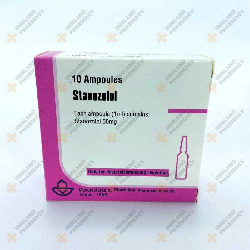 Stanozolol Injection (Winstrol) 50 mg Aburaihan | EPC-0137