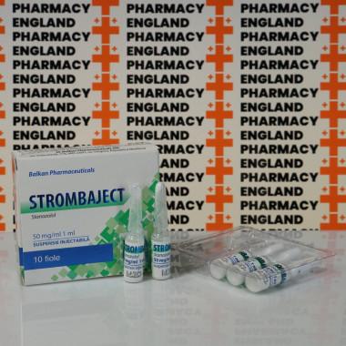 Strombaject 50 mg Balkan Pharmaceuticals | EPC-0145