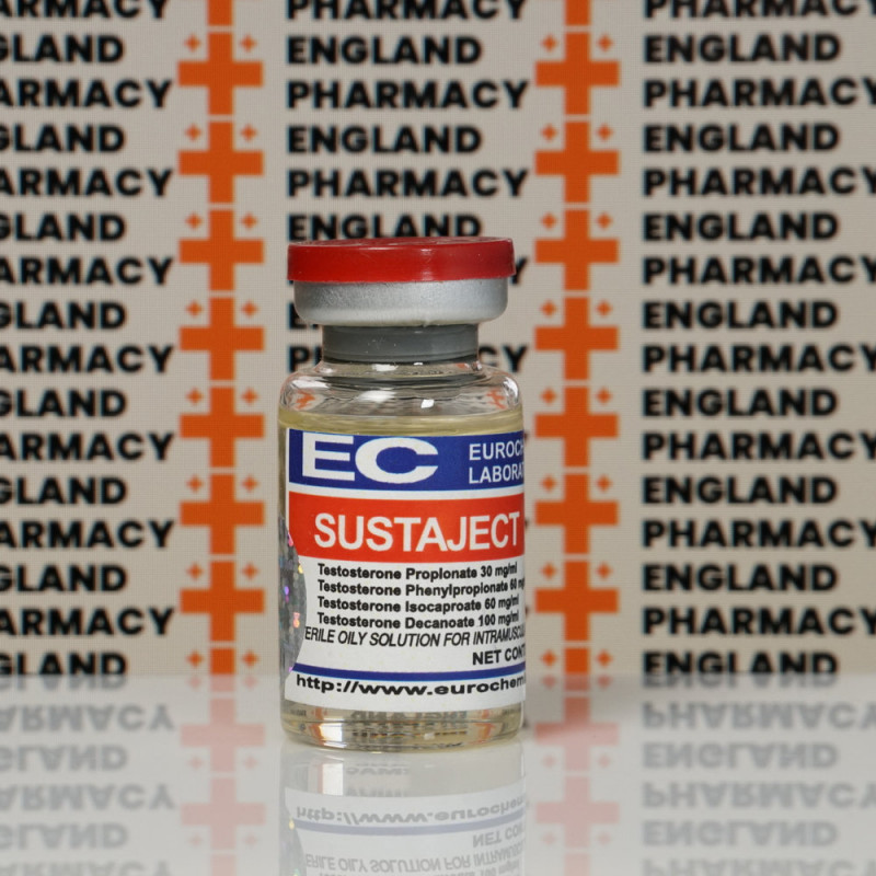 Sustaject (Testosterone Mix – Sustanon) 250 mg Eurochem Labs   EPC-0094