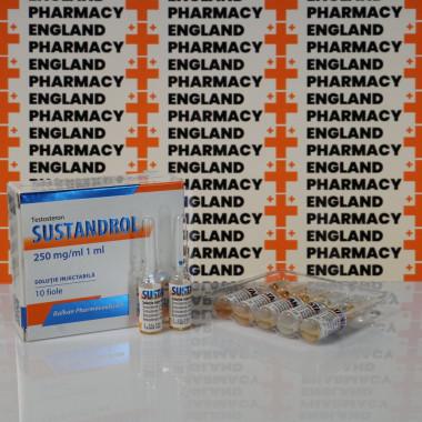 Sustamed (Sustandrol) 250 mg Balkan Pharmaceuticals | EPC-0111