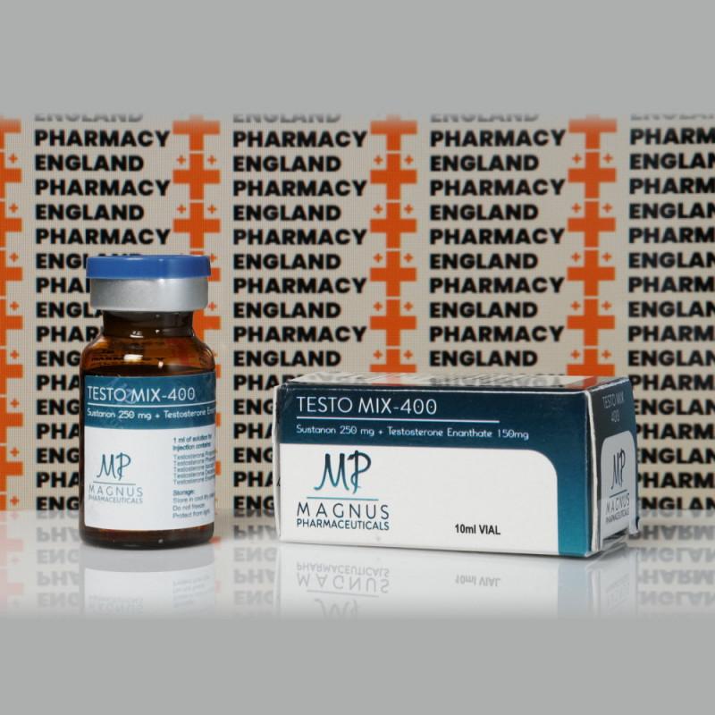 Testo Mix 400 mg Magnus Pharmaceuticals | EPC-0263