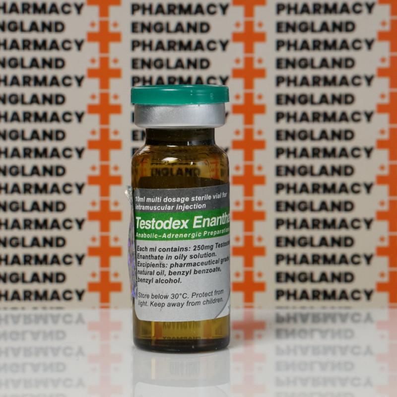 Testodex Enanthate 250 mg Sciroxx | EPC-0154