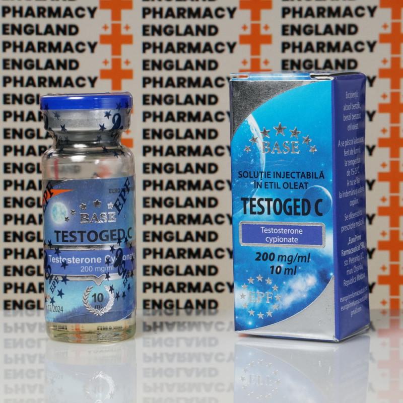 Testoged C 200 mg Euro Prime Farmaceuticals | EPC-0266