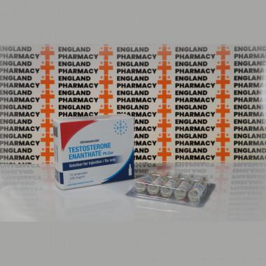 Testosterona Enanthate 250 mg Euro Prime Farmaceuticals