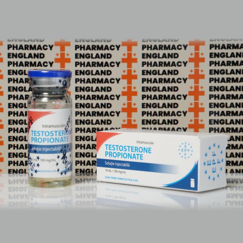 Testosterone Propionato 100 mg Euro Prime Farmaceuticals | EPC-0276