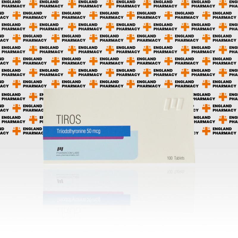 Tiros (T3) 50 mg Pharmacom Labs   EPC-0011