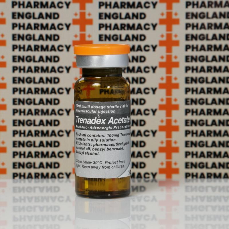Trenadex Acetate 100 mg Sciroxx   EPC-0051