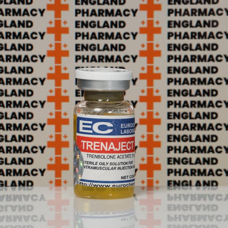 Trenaject A (Trenbolon Acetat) 75 mg Eurochem Labs | EPC-0052
