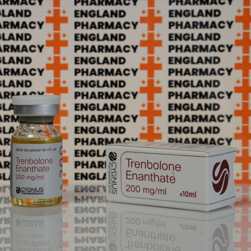 Trenbolone Enanthate 200 mg Cygnus   EPC-0233