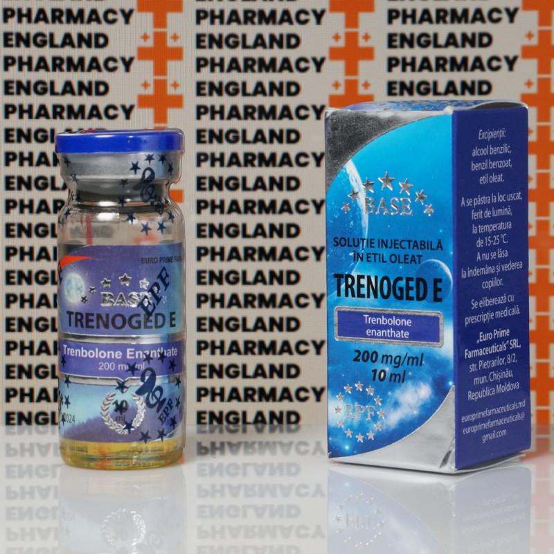 Trenoged E 200 mg Euro Prime Farmaceuticals | EPC-0238