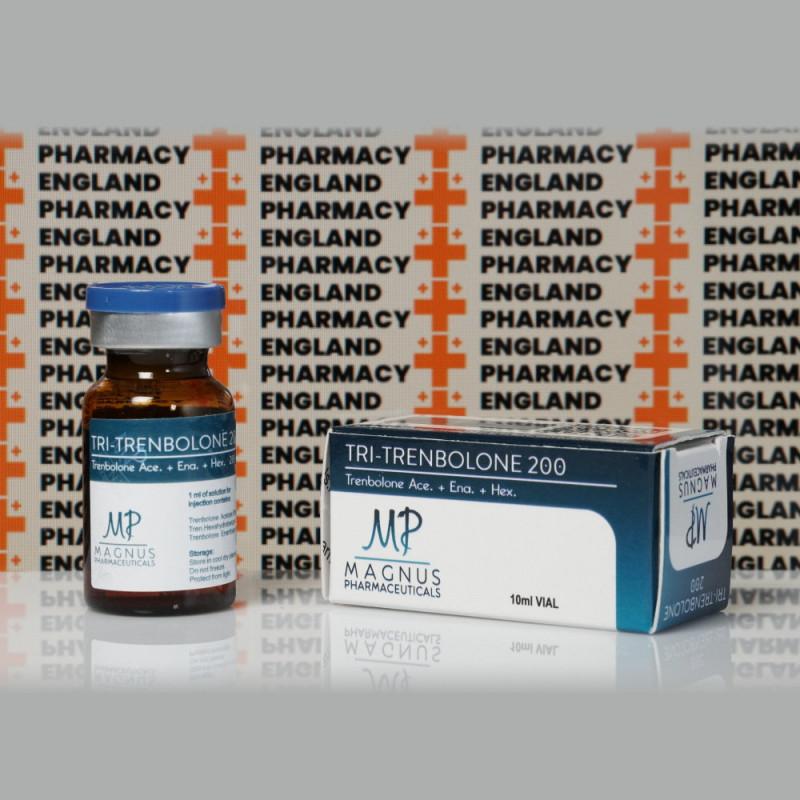 Tri-Trenbolone 200 mg Magnus Pharmaceuticals | EPC-0240