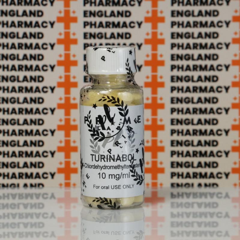 Turinabol 10 mg Prime   EPC-0096