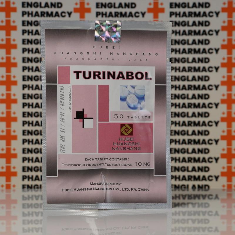 Turinabol 10 mg Hubei Huangshi Nanshang | EPC-0098