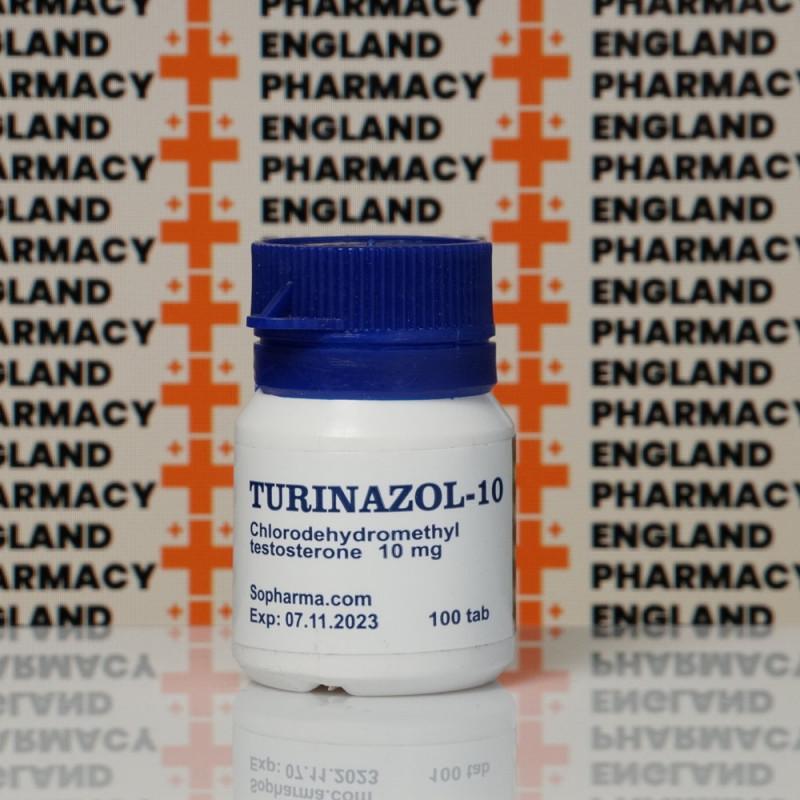 Turinazol 10 mg Sopharma   EPC-0106