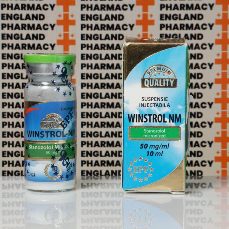 Winstrol NM 50 mg Euro Prime Farmaceuticals   EPC-0227